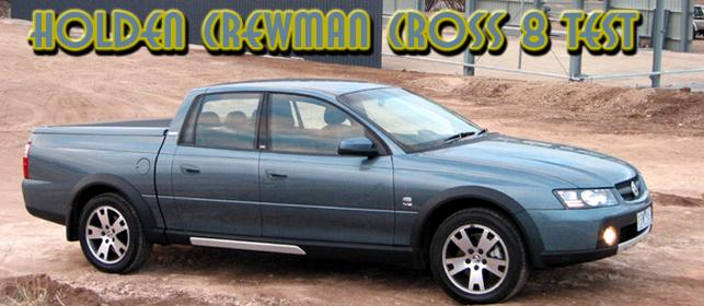 2005 Holden VZ Crewman Cross 8 IMAGES · 2005 Holden VZ One Tonner Cross 6