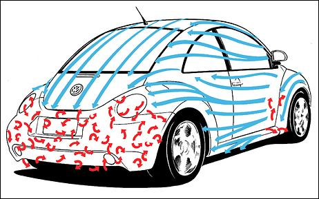 Autospeed new beetle airflow drawing
