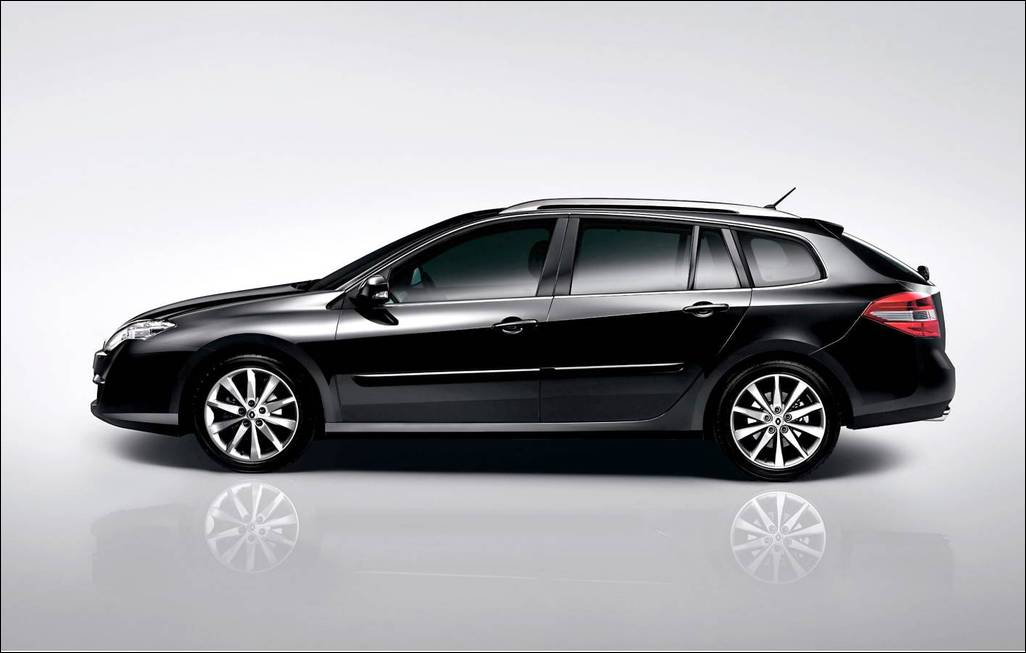 Renault Laguna Estate - 'Most Beautiful Car of the Year'