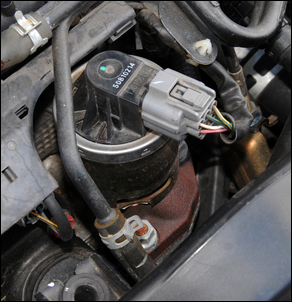 How to Electronically Modify Your Car, Part 6 , we altered the intake