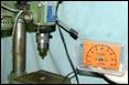 A Drill Press or Lathe Tacho