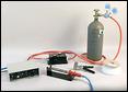 Nitrogen Hot Air Welding of Plastics