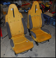 Rebuilding seats