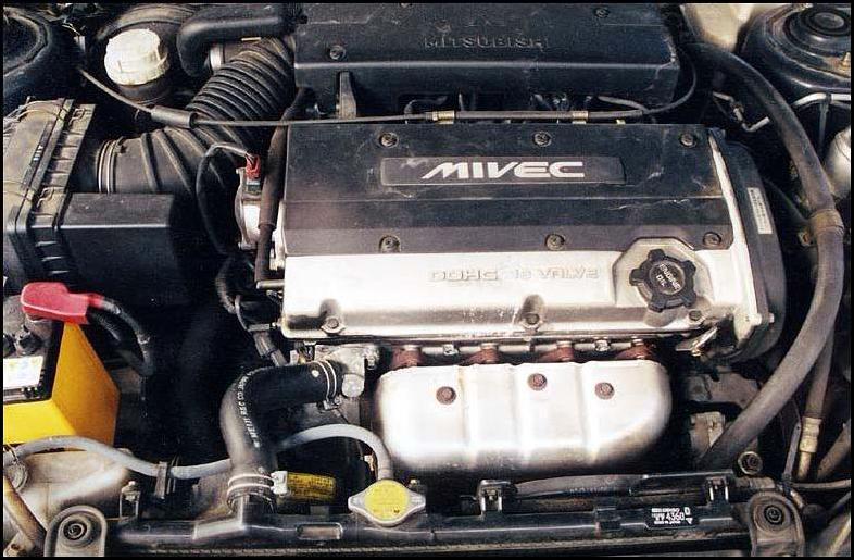 Mitsubishi Mirage Cyborg. Mitsubishi Mirage Cyborg