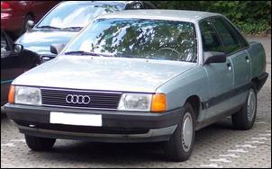 Audi 100 de 1983
