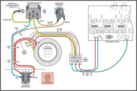 Subwoofer Wiring on Fig 7  Follow This Wiring Diagram And You Should Have No Problems With