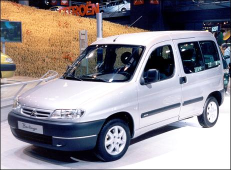 Citroen Berlingo Multispace. The Citroën Berlingo