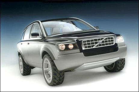2001 Volvo ACC Concept PICTURES The idea of building a car more similar to