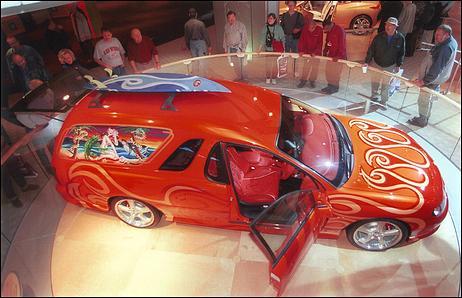 2000 Holden Sandman Concept IMAGES