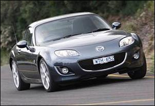 Mazda MX-5 Coupe