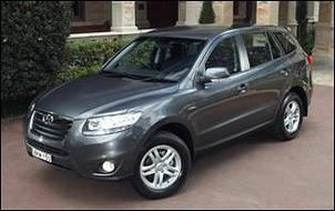 Hyundai Santa FE SLX CRDi (4x4)